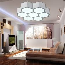 Modern Ceiling Lights Living Room Living Room Heads Modern Ceiling Lights Beehive Led Light Living
