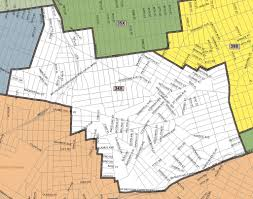 Brooklyn Zip Codes Map by Aaldef