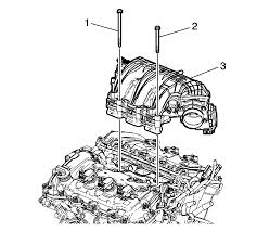 repair instructions off vehicle intake manifold removal 2013