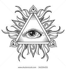 all seeing eye stock images royalty free images u0026 vectors