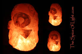 Himalayan Salt Lamp Immortalising Ankh Medium Himalayan Salt Lamp Sculpture U2013 The