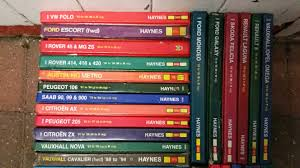 32 assorted haynes manuals pl motorcycles