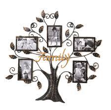 family tree photo wall art shenra com family tree photo frame wall hanging decor picture frame