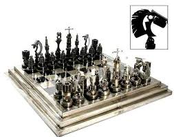fantasy chess set fantasy chess sets the pirates vs ninjas checker set spices games up
