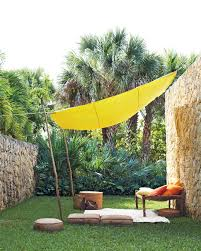 Porch Sun Shade Ideas by Drop Cloth Decor Martha Stewart