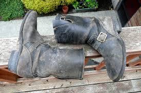 engineer motorcycle boots rare vintage santa rosa engineer motorcycle boots what u0027s it worth