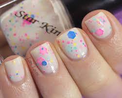 nz indie polish month star kin daisy dot star nail polish