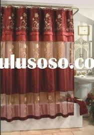 shower curtains with valance green room interiors blog