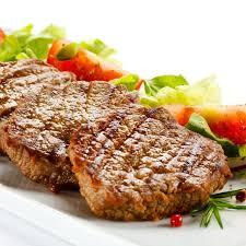 boeuf cuisiné plat cuisiné hyperprotéiné médaillon de boeuf et légumes pour régime