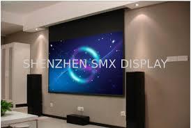bureau motorisé écran de projection de luxe de bureau écran motorisé avec le