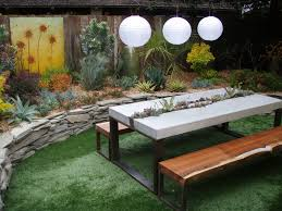 Cool Patio Tables Cool Patio Furniture Ideas Cool Concrete Outdoor Patio Picnic