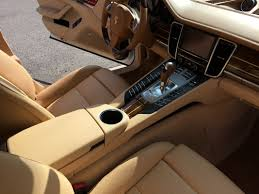 porsche panamera interior back seat 2013 porsche panamera turbo s awd for sale mid atlantic sports