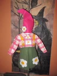 Lawn Gnome Halloween Costume Flower Garden Gnome Halloween Costume 2t Adorable Ebay