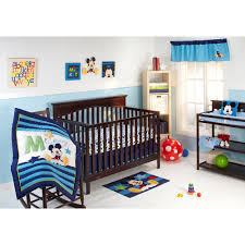 Golf Crib Bedding by Baby Mickey Mouse My Friend Mickey 4 Pc Crib Bedding Set