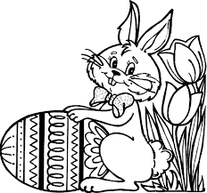 easter pages color free coloring pages 6