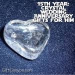 15 year anniversary gift ideas for 14th year ivory wedding anniversary gifts for him gift
