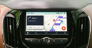 How To Draw A Route On Google Maps by Waze Joins Google Maps On Android Auto