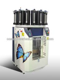 automatic paint shaker u0026manual colorant dispenser embedded in one