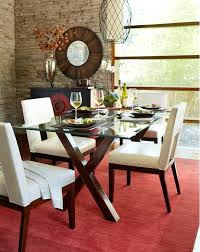 pier 1 dining room table pier 1 bennet dining table and bal harbor chairs fall harvest