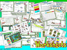 the rainforest u2013 worksheets by mariedp teaching resources tes