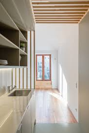 a tiny apartment that makes the most of very little space with