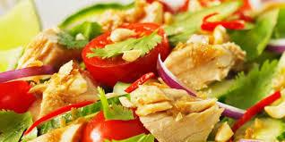 cuisine ile maurice salade de thon comme à l ile maurice recettes femme actuelle