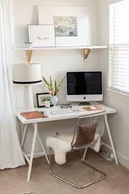 coin bureau petit espace des idées pour aménager un bureau dans un petit espace petits