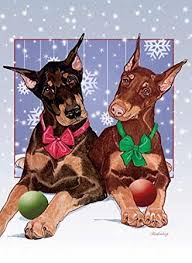 doberman pinscher cards 10 cards