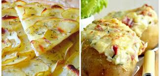recette de cuisine a base de pomme de terre 10 recettes à base de pommes de terre pour les fans de cuisine