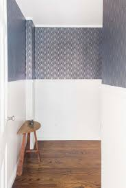 Powder Room Floor Tile Griffith Park Client Library And Powder Room Intro Emily Henderson
