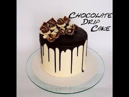 how to make a tall choc caramel drip cake by cupcake savvy u0027s