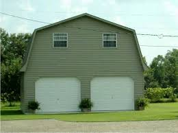 Barn Style Garage Gambrel Barn Style Lofted Garages Free Estimates
