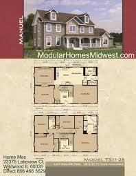 floor plans 2 story homes modular home modular homes with open floor plans 2 story house