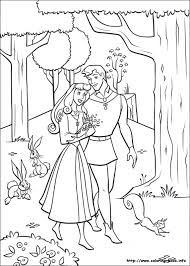 beauty coloring picture