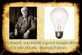 What Year Did Thomas Edison Invent The Light Bulb Thomas Edison Frame By Frame Thomas Edison Stock Photo Thomas