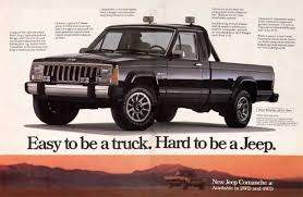 1985 jeep comanche 1986 1992 jeep comanche review top speed