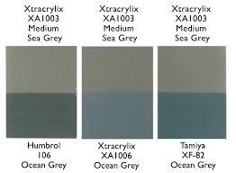 ocean grey is ocean grey is ocean grey wwii britmodeller com