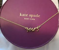 kate spade bridesmaid gifts kate spade gold mrs necklace via gift for morning of wedding