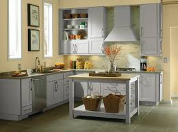 interesting contemporary kitchen design with grey look and best 25