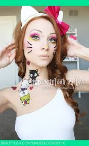 Kitty Halloween Costumes Kitty Alexys U0027s Madeulookbylex Photo Beautylish Ma