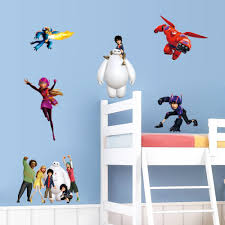 Online Get Cheap Wall Stickers Baymax Aliexpresscom Alibaba Group - Cheap wall stickers for kids rooms