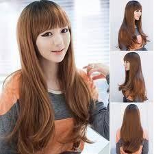 tutorial rambut wanita model rambut untuk wajah bulat wanita shaggy model rambut wanita