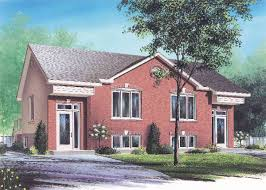 Two Family House Plans Attractive Two Family Home Plan 21245dr Architectural Designs