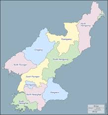 Blank Color World Map by North Korea Free Map Free Blank Map Free Outline Map Free Base