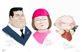 american dad american dad and family guy by scrumtrulescence on deviantart