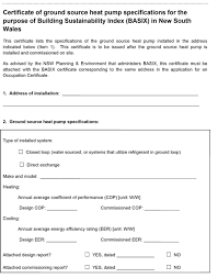 a sample report sample verification certificate basix building sustainability