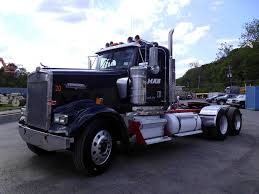 kenworth w900 model truck 2002 kenworth w900 tandem axle day cab tractor for sale by arthur