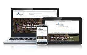 Mobile Home Design Tool Responsive Website Design Seapoint Digital