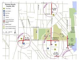 Washington Gmu Map by About