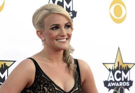 jamie lynn spears at academy of country music awards 2015 in